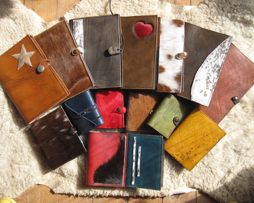 Lederbuchband
