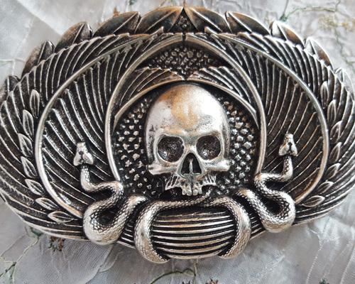 Totenkopf Gürtel